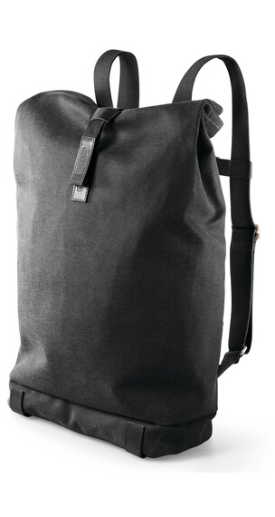 Brooks Pickwick Rygsæk Canvas 24 L sort